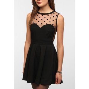 Coincidence & Chance Sleeveless Black Dress